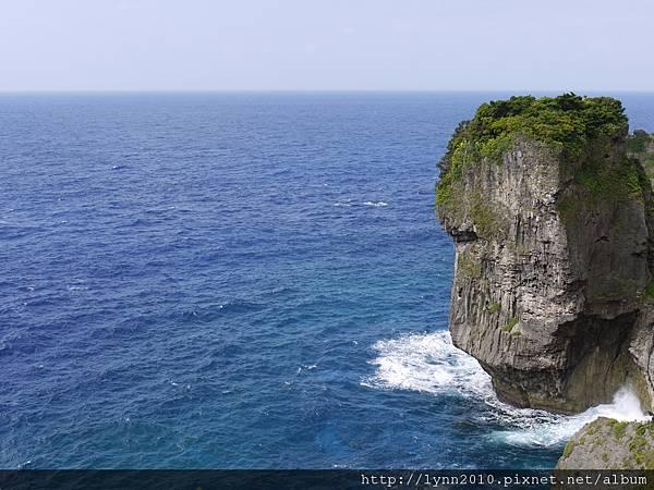 P1120990蘭嶼-青青草原 ~好像阿凡達中飄在空中的島