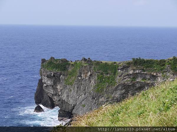 P1130004蘭嶼-青青草原 好像隻牛