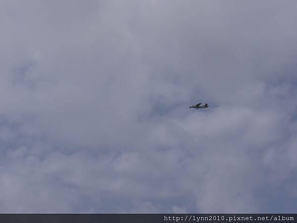 P1130043蘭嶼 天空飛機