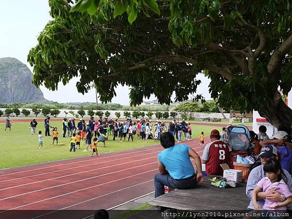 P1130062蘭嶼 小學運動會