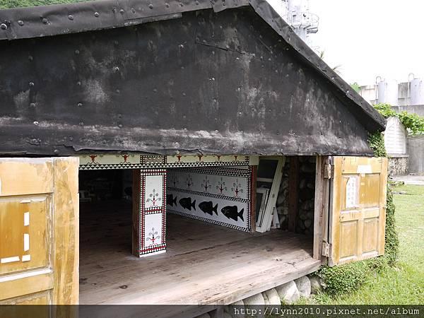 P1130079蘭嶼 蘭恩文物館