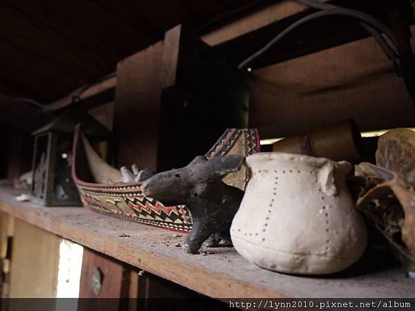 P1130098蘭嶼 蘭恩文物館