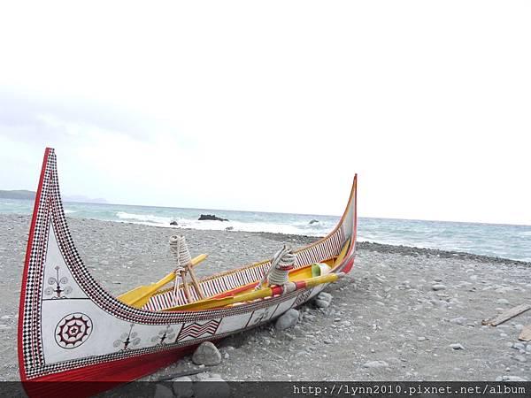 P1130193蘭嶼 紅頭部落 拼板舟