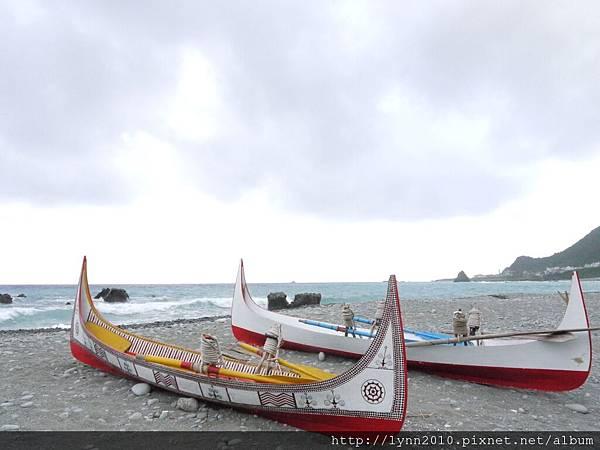 P1130194蘭嶼 紅頭部落 拼板舟