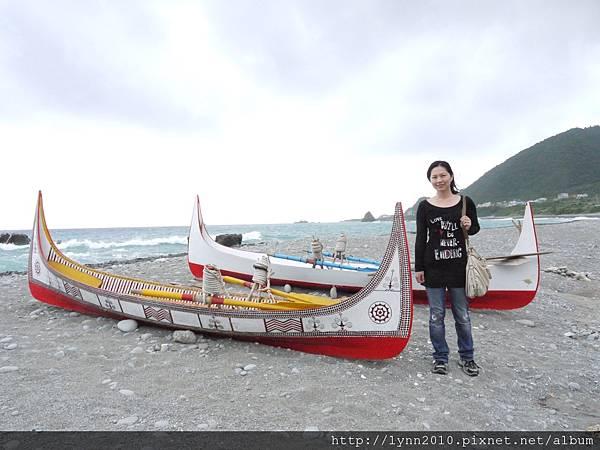 P1130200蘭嶼 紅頭部落 拼板舟