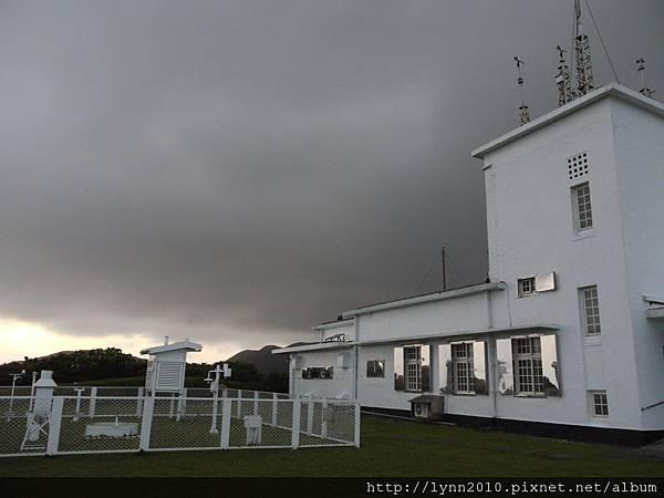 P1130338蘭嶼 氣象局