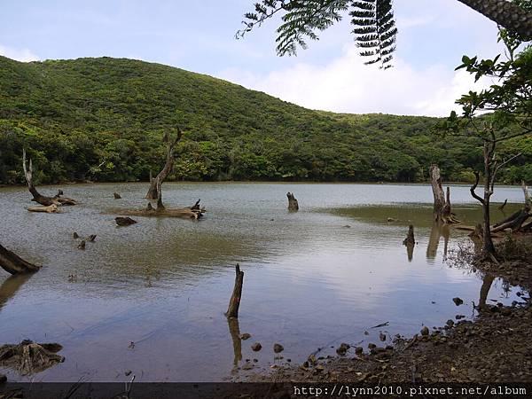 P1130418蘭嶼-大天池