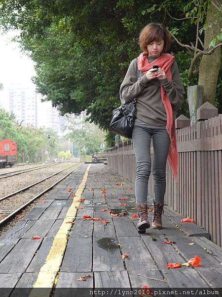 嘉義北門車站-步行