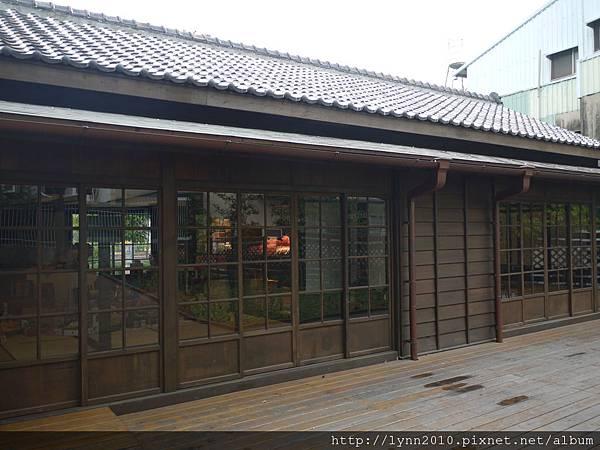 嘉義北門車站-附近的日式建築 1