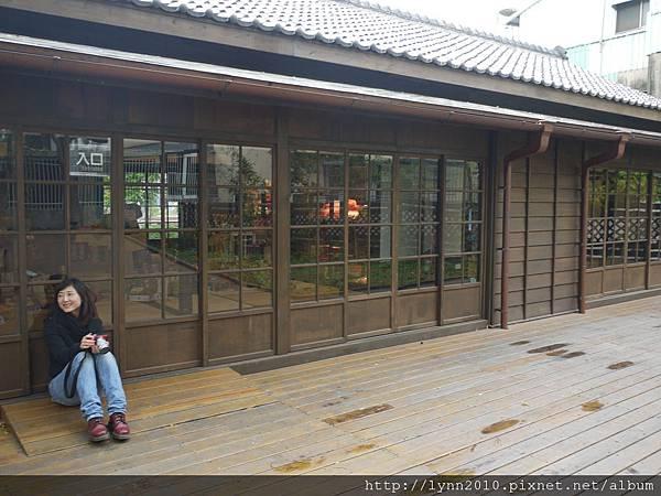 嘉義北門車站-附近的日式建築 Miss O 1