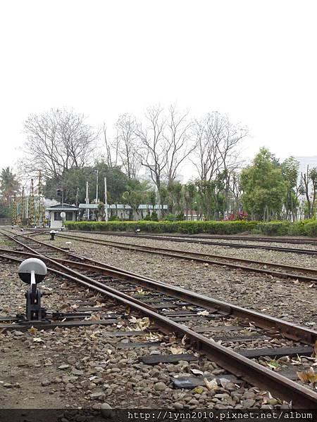 嘉義北門車站-鐵道