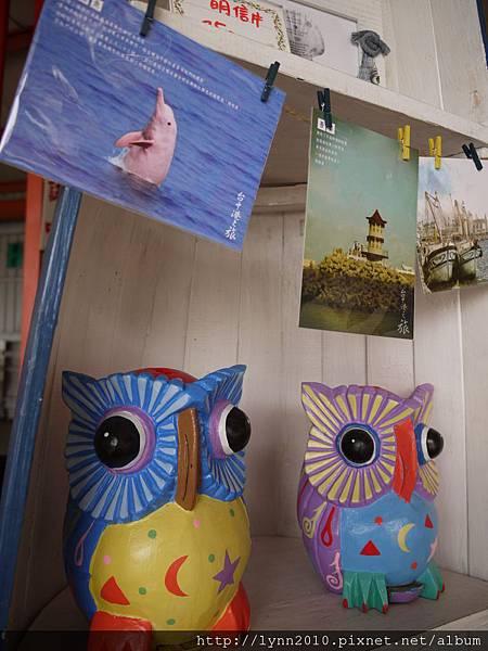 梧棲觀光漁港 佈置