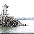 梧棲觀光漁港 塔