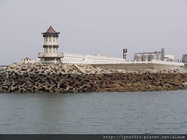 梧棲觀光漁港   舊塔