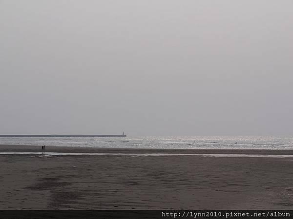 台中海邊  情人的海