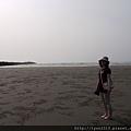 台中海邊  留影