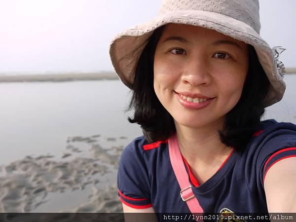 台中海邊  自拍