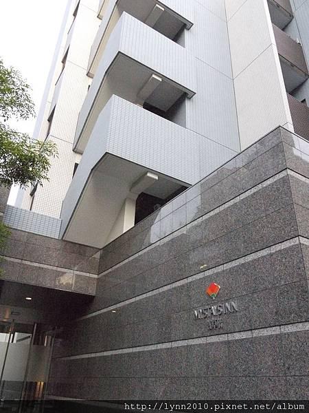 東京-Day 1-淺草 (26) Mystays Inn 飯店