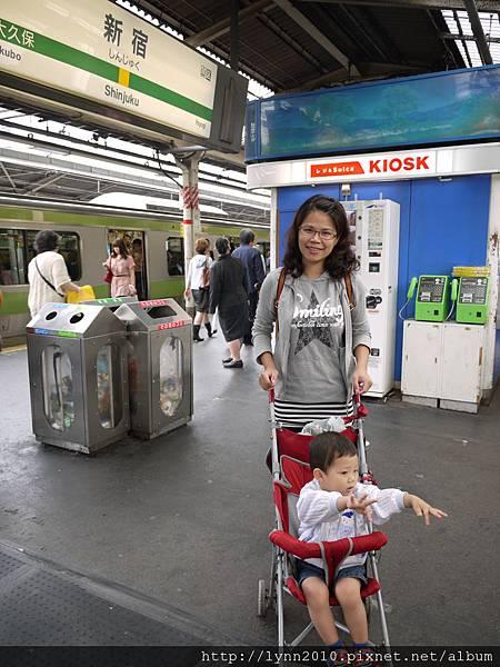 東京-Day 3-新宿 高島屋百貨公司 (4)