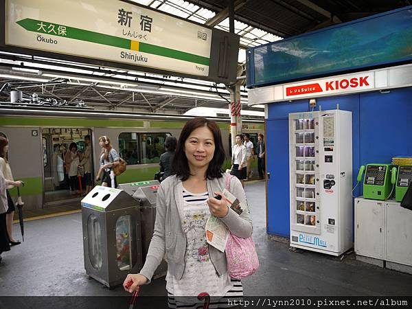 東京-Day 3-新宿 高島屋百貨公司 (5)