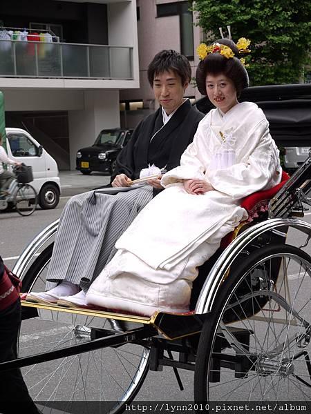 東京-Day 4-淺草橋之傳統婚禮