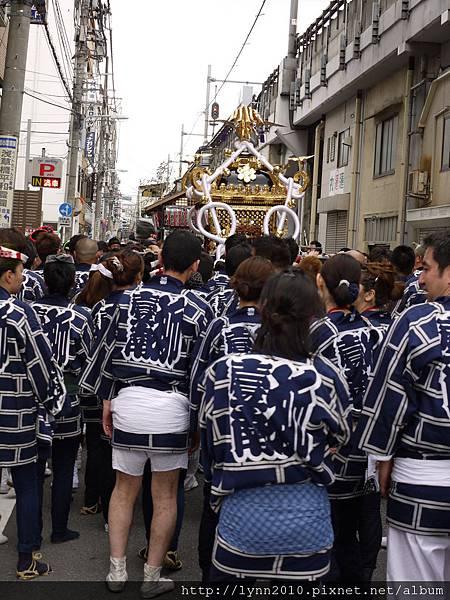 東京-Day 4-淺草橋祭典