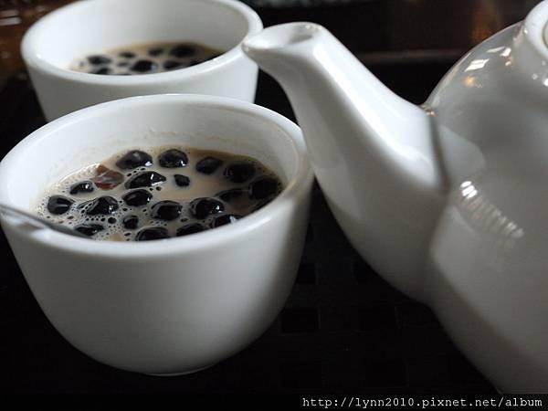 P1170583 熱珍珠奶茶