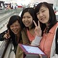 曼谷國際機場也是要上網打卡啦