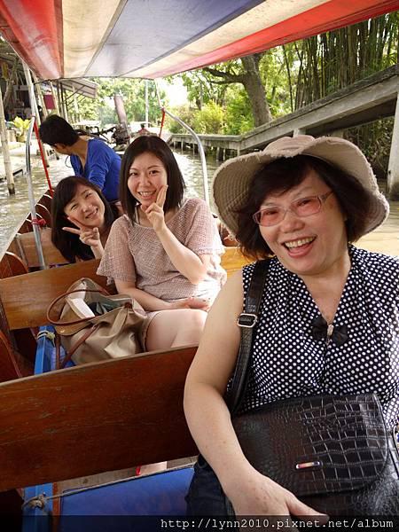 2.Damnoen Saduk Floating Market 水上市場 (12)