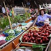2.Damnoen Saduk Floating Market 水上市場 (44)