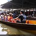2.Damnoen Saduk Floating Market 水上市場 (49)