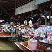2.Damnoen Saduk Floating Market 水上市場 (52)