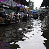 2.Damnoen Saduk Floating Market 水上市場 (64)