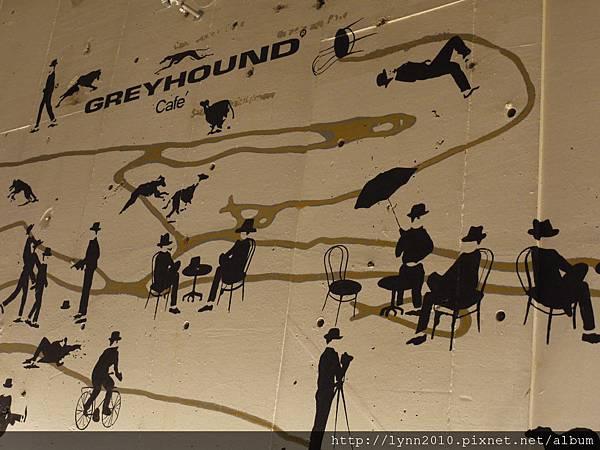 2.Emporium百貨 (5) Greyh hound Cafe