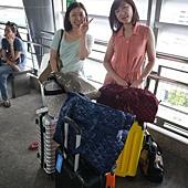 3.準備去搭機場快線 (4)