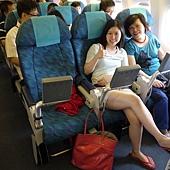 4.國泰航空 曼谷到香港轉機回台灣 (1)