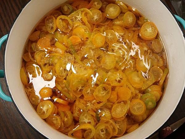 1040112金棗果醬(加水麥芽煮製)