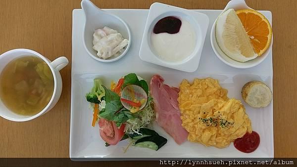 Furano Natulux Hotel早餐