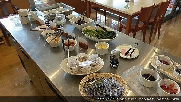 Hotel Lavenir早餐