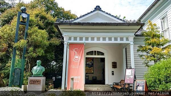 西洋料理發祥地「自由亭喫茶室」