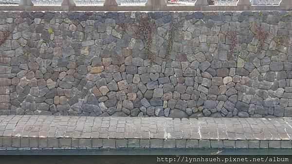 長崎-眼鏡橋心型石