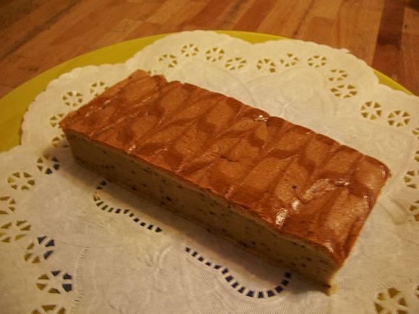伯爵奶茶黃金蛋糕