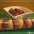 巧克力&草莓馬卡龍