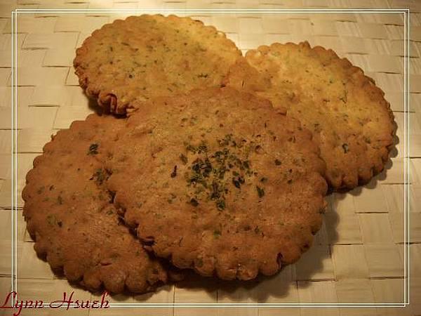 花生海苔餅乾