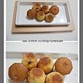 蜜紅豆重奶油蛋糕(小八角形)