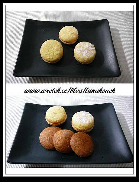 蛋黃小西餅