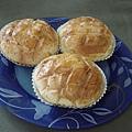 菠蘿奶酥麵包