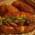湯種照燒雞肉麵包