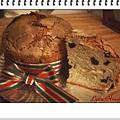 潘娜多妮水果麵包(葡萄種)