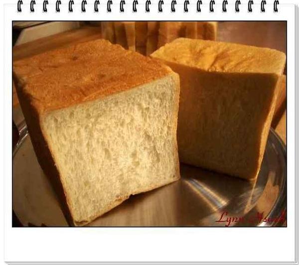 鮮奶土司(中種法)